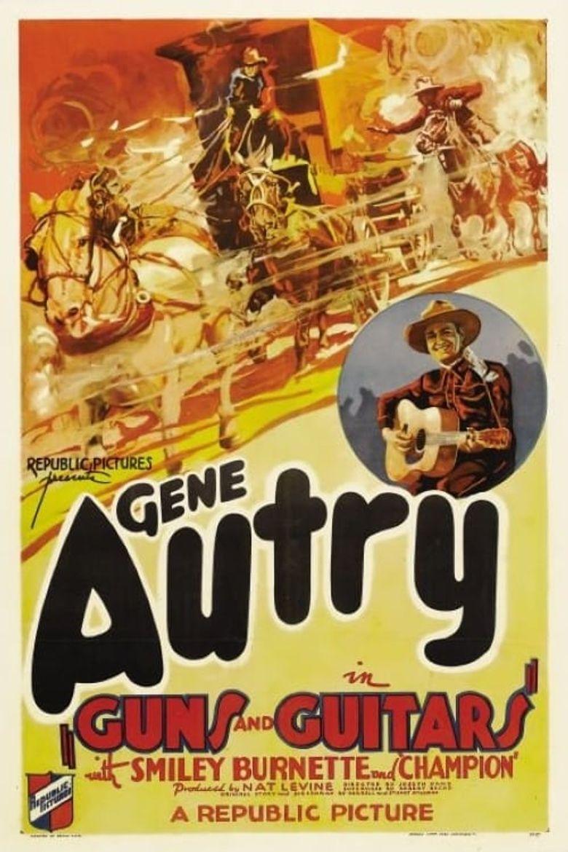 Guns and Guitars Poster
