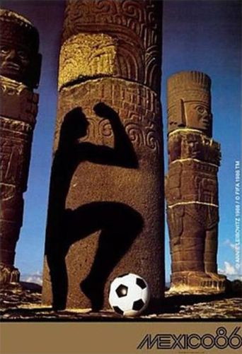 1986 FIFA World Cup Official Film: Hero Poster