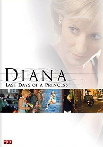 Diana: Last Days of a Princess Poster