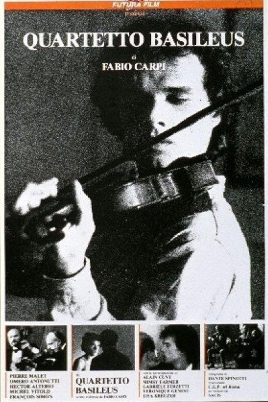 The Basileus Quartet Poster