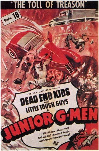 Junior G-Men Poster