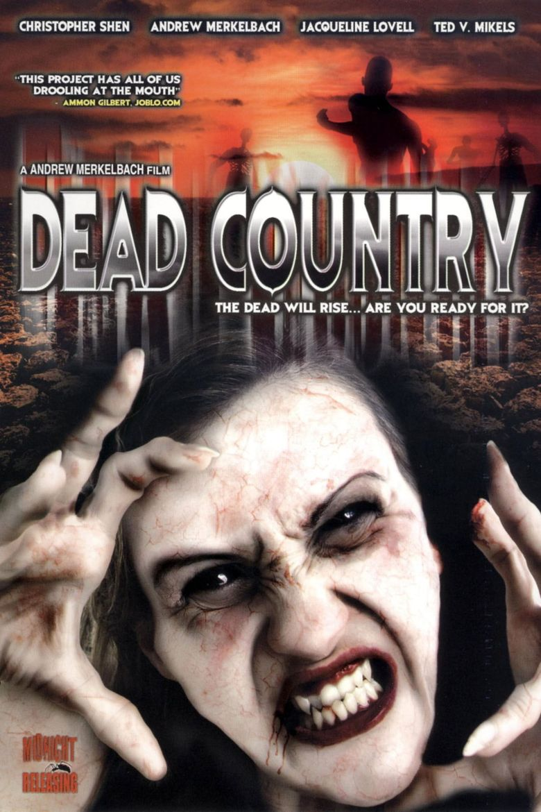 Dead Country Poster