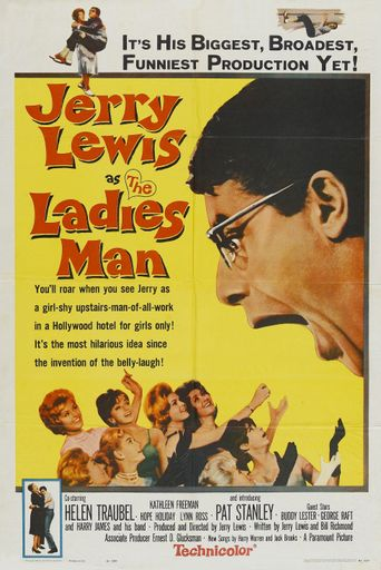 The Ladies Man Poster