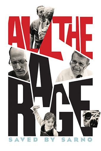 All the Rage (Saved by Sarno) Poster