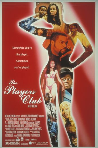 The Players Club Poster