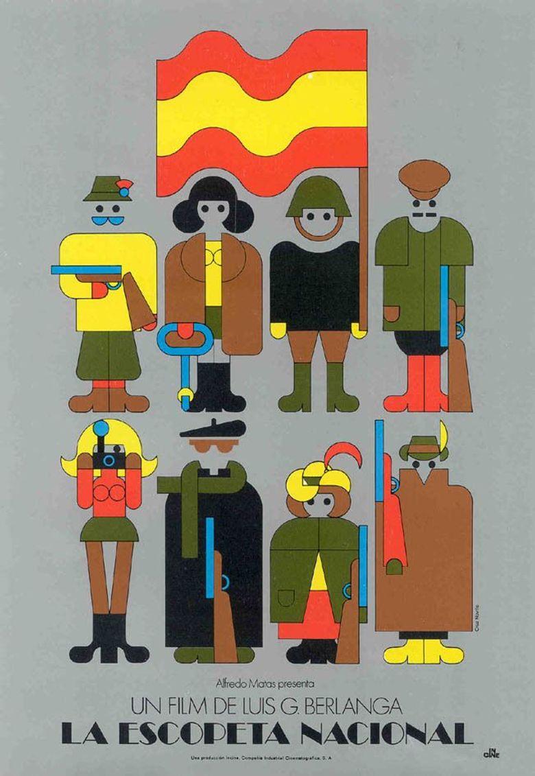 The National Shotgun Poster