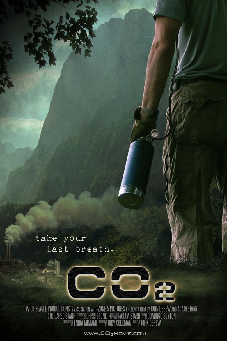 co2 Poster