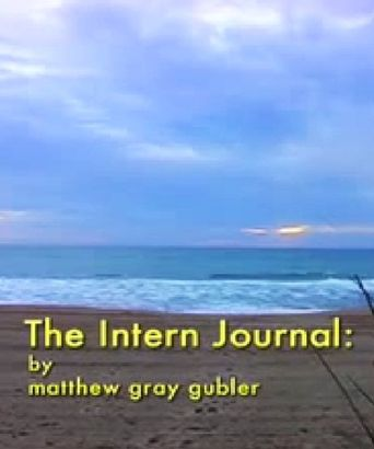 Matthew Gray Gubler's Life Aquatic Intern Journal Poster