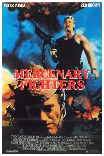 Mercenary Fighters Poster