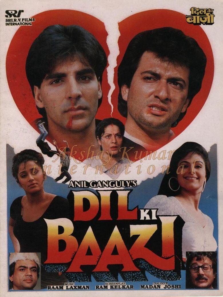 Dil Ki Baazi Poster