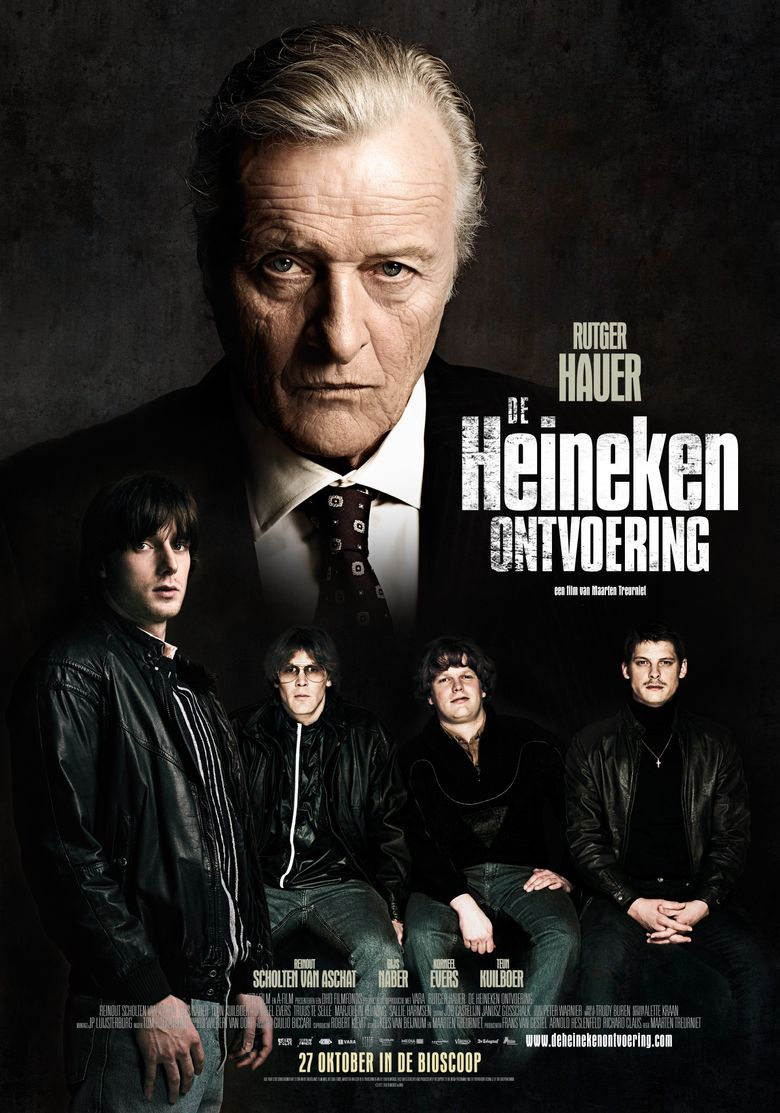 The Heineken Kidnapping Poster