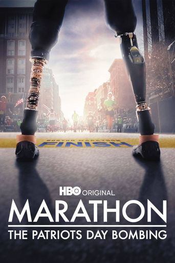Marathon: The Patriots Day Bombing Poster