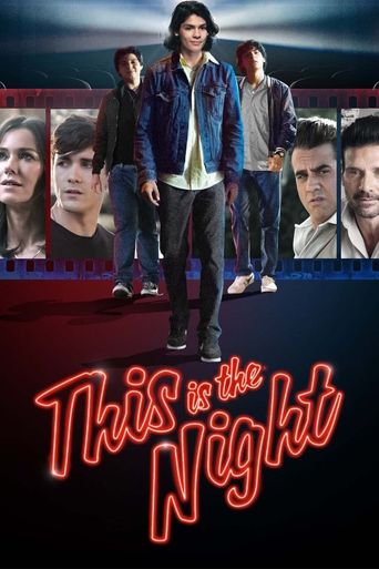 This is the Night Poster