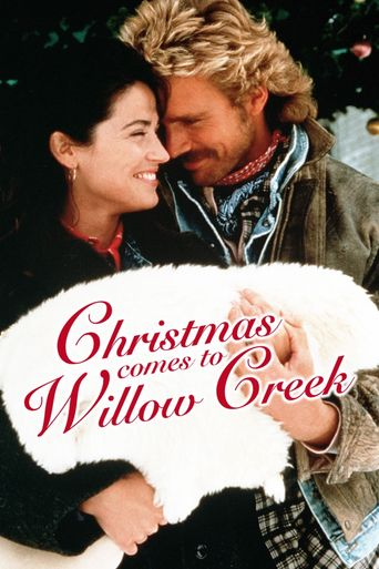 Christmas Comes to Willow Creek Poster