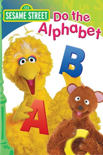 Sesame Street: Do the Alphabet Poster