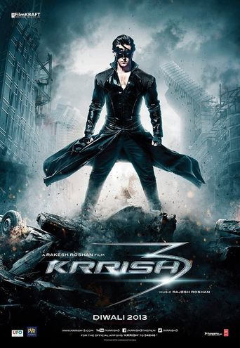 Watch Krrish 3