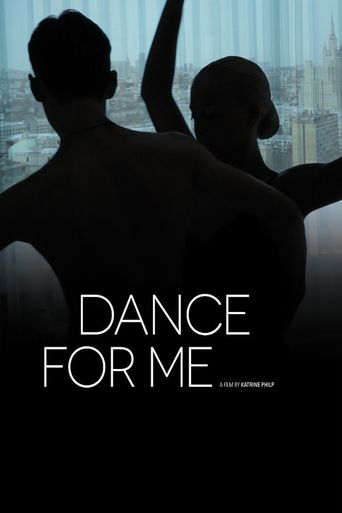 Dance for Me Poster