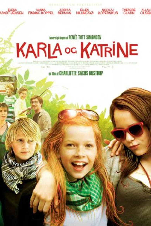 Karla & Katrine Poster