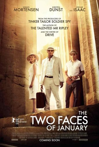Watch The Two Faces of January