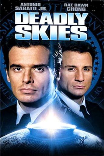 Deadly Skies Poster