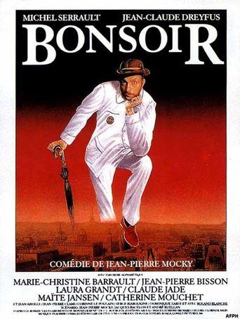 Bonsoir Poster