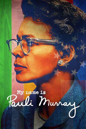 My Name Is Pauli Murray Poster