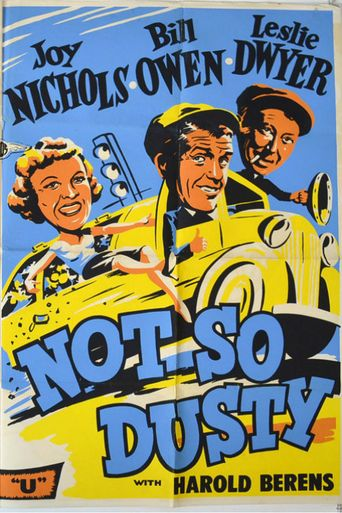 Not So Dusty Poster