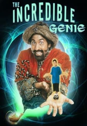 The Incredible Genie Poster