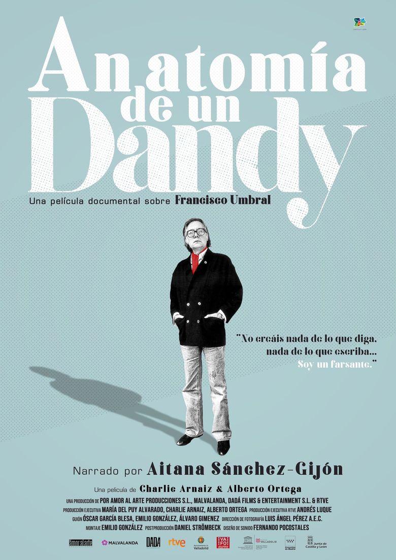 Anatomía de un Dandy Poster