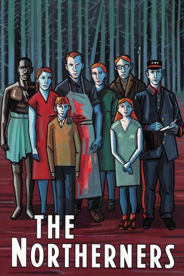 The Northerners Poster