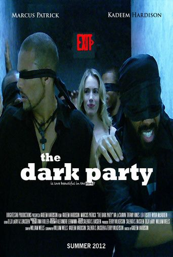 The Dark Party Poster