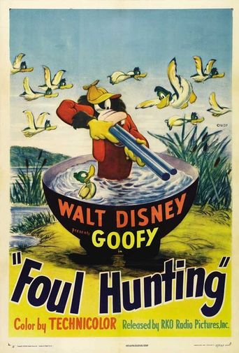 Foul Hunting Poster
