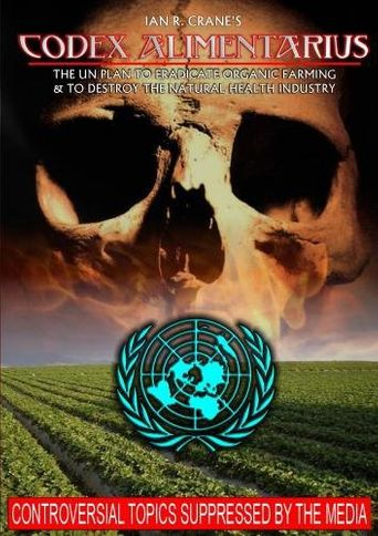 Codex Alimentarius: The UN Plan to Eradicate Organic Farming and Destroy the Natural Health Industry Poster