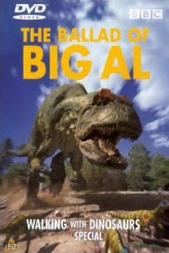 The Ballad of Big Al Poster