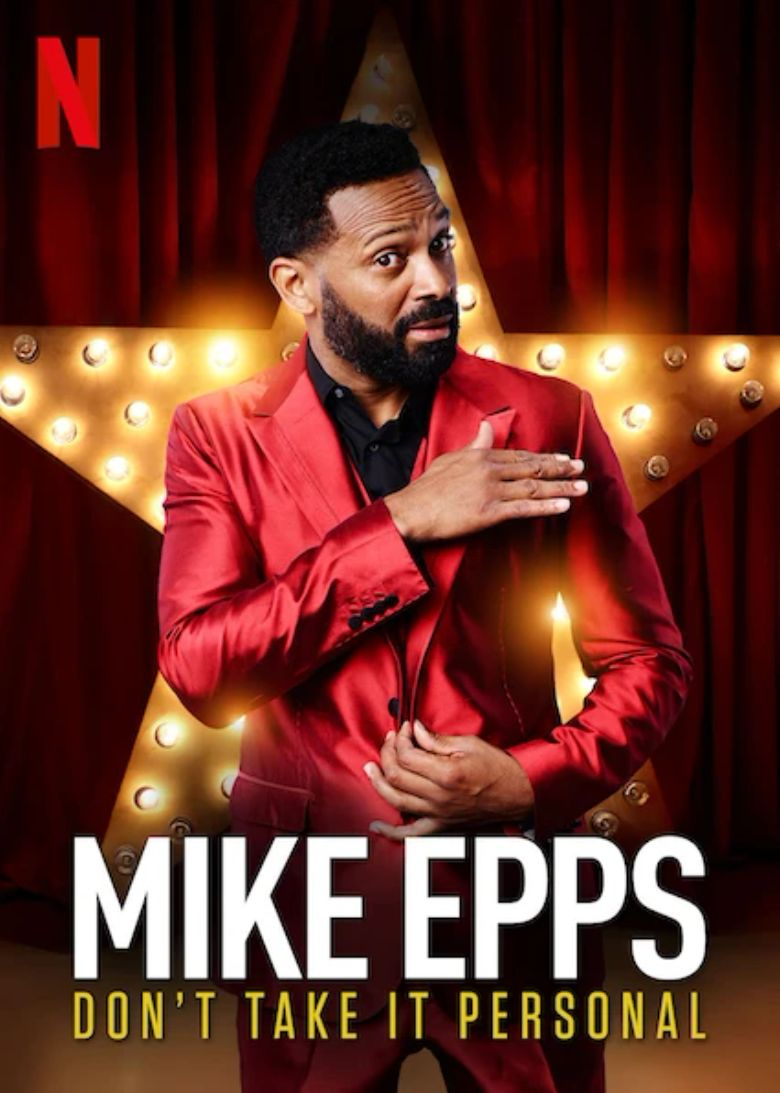 Mike Epps: Don't Take It Personal Poster