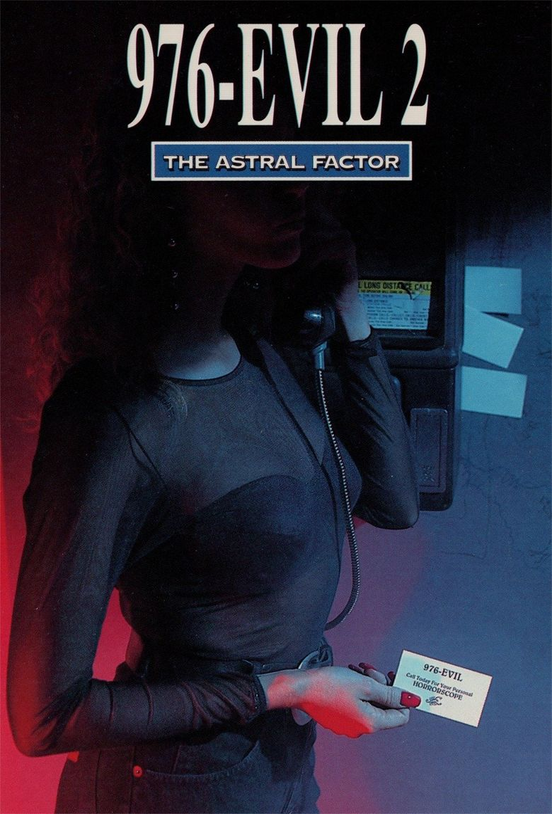 976-EVIL 2 Poster