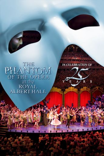 The Phantom of the Opera at the Royal Albert Hall Poster