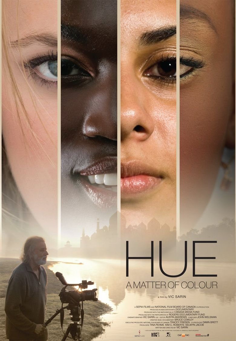 Hue: A Matter of Colour Poster