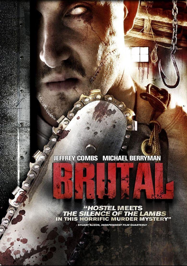 Brutal Poster