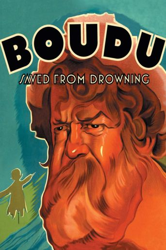 Boudu Saved from Drowning Poster