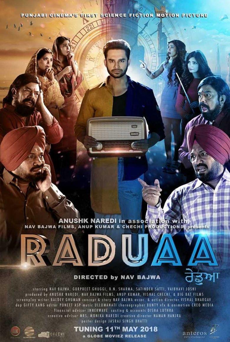 Raduaa Poster