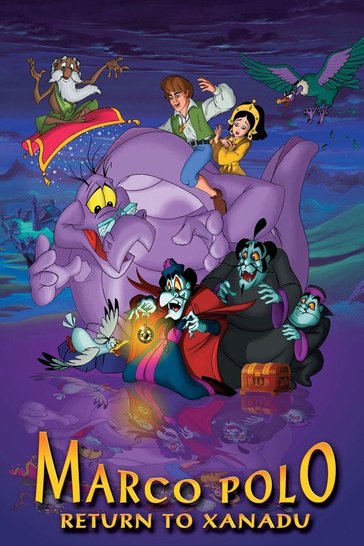 Marco Polo: Return to Xanadu Poster