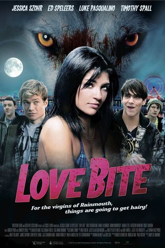 Love Bite Poster