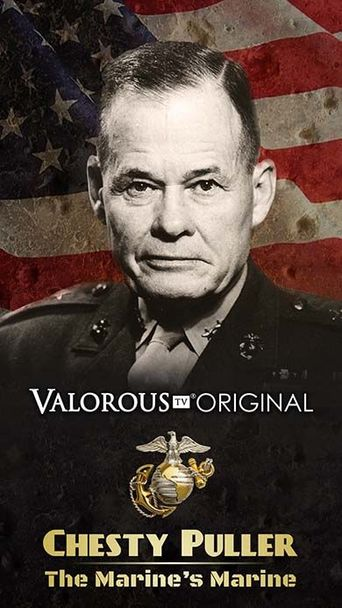 Chesty Puller - The Marine's Marine Poster