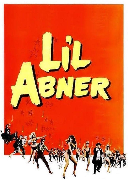 Li'l Abner Poster