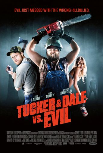 Watch Tucker and Dale vs Evil