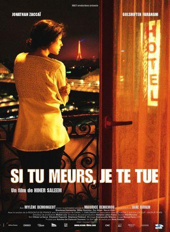 Si tu meurs, je te tue Poster