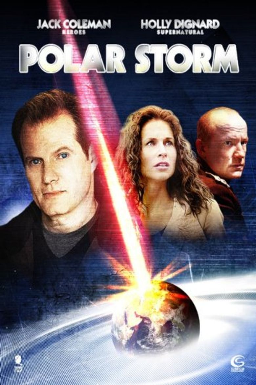 Polar Storm Poster