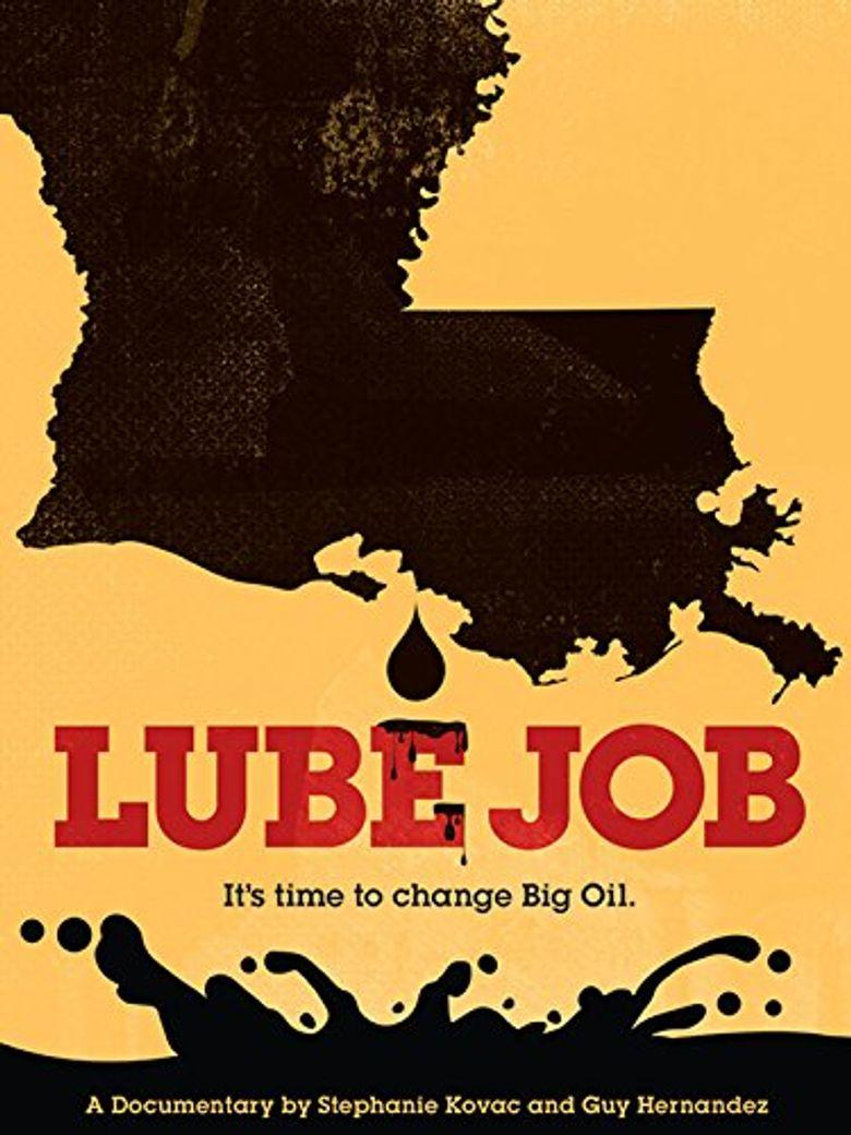 Lube Job Poster