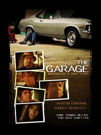 The Garage Poster